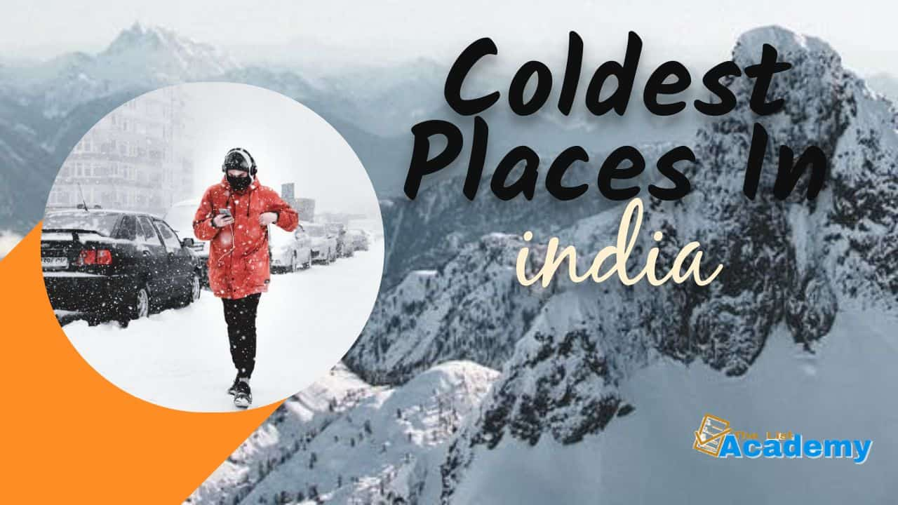 Cover Image For List : 32 Coldest Places To Visit In India