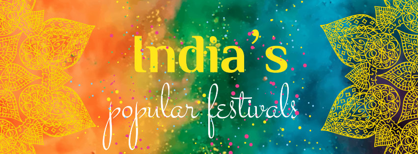 Cover Image For List : 42 Famous And Popular Festivals In India