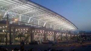 अन्ना अंतर्राष्ट्रीय हवाई अड्डा 8