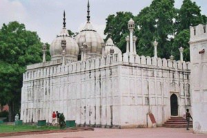 मोती मस्जिद, दिल्ली 5
