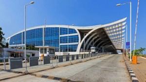 गोवा अंतर्राष्ट्रीय हवाई अड्डा 10