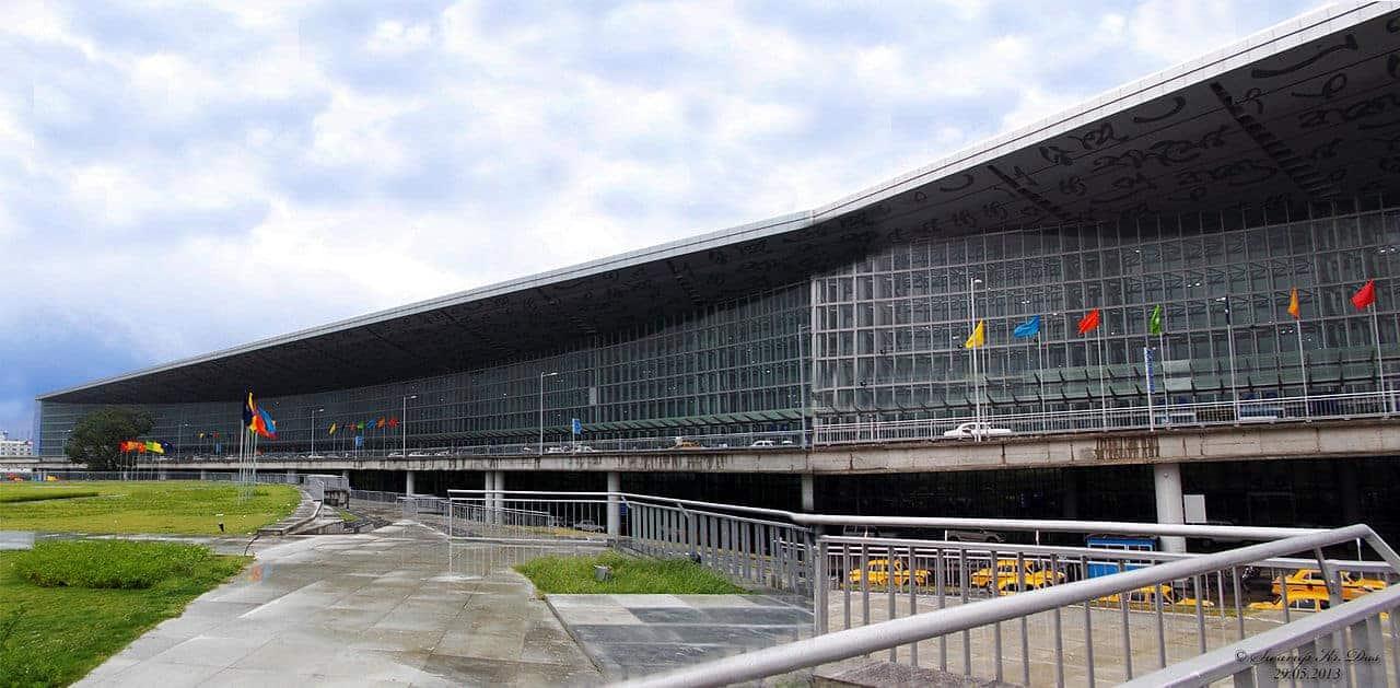 कोलकाता अंतर्राष्ट्रीय हवाई अड्डा 1