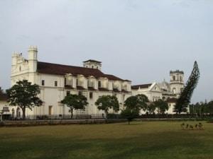 सेंट केथेड्रल चर्च, गोवा 4