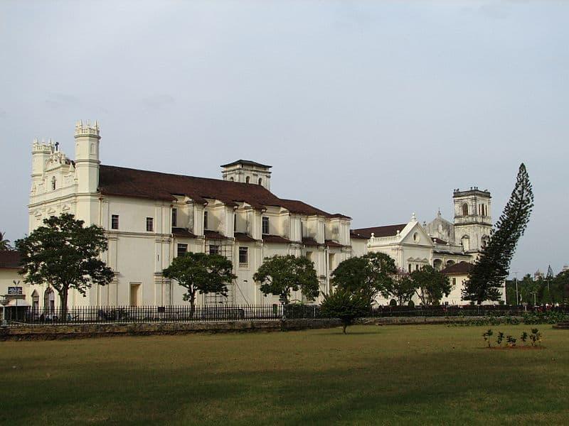 सेंट केथेड्रल चर्च, गोवा 1
