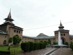 हजरतबल मस्जिद, जम्मू और कश्मीर 10