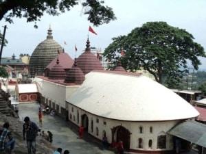 कामाख्या देवी मंदिर, असम 4