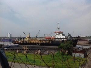 कोलकाता बंदरगाह 4