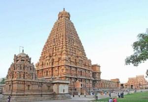 बृहदीश्वर मंदिर तंजावुर, तमिलनाडु 10