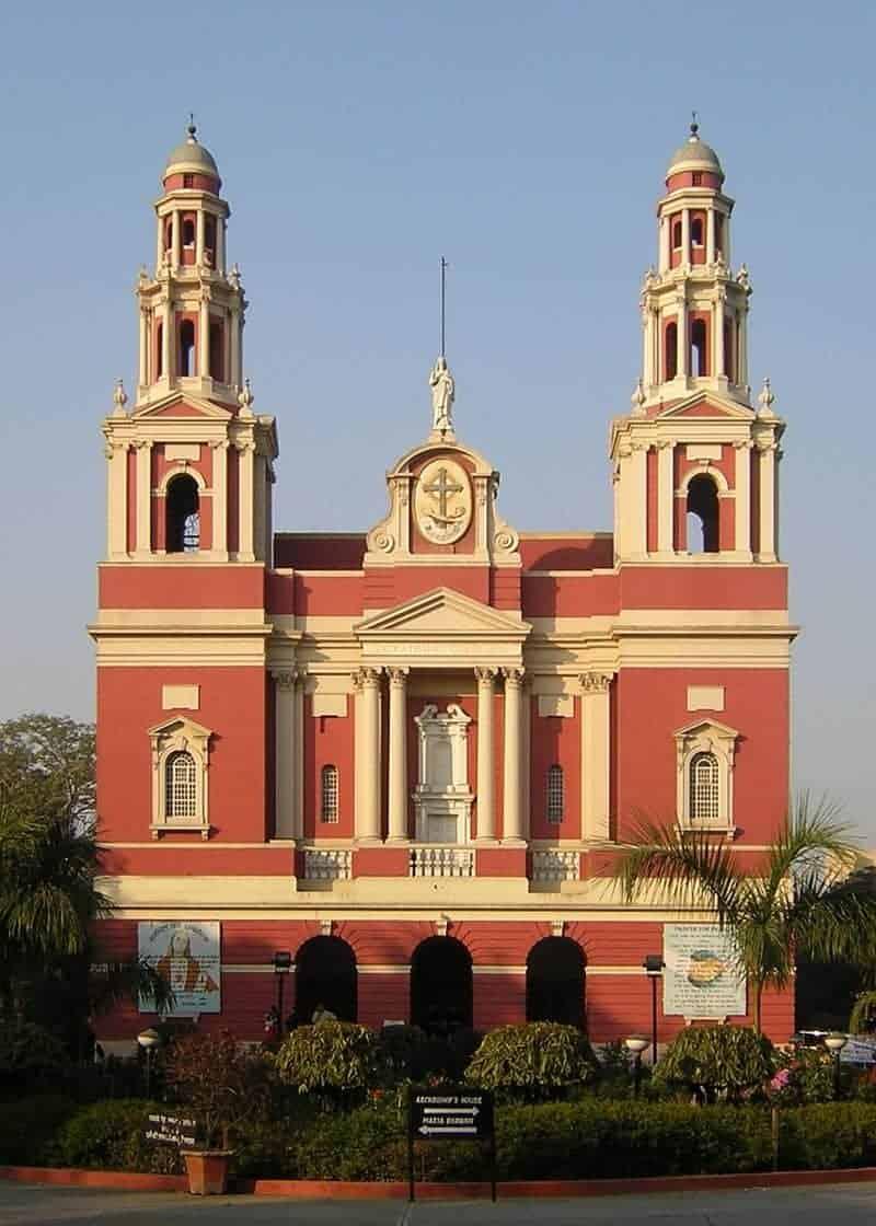 कैथेड्रल ऑफ द सीक्रेट हार्ट, दिल्ली 1