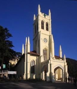 क्राइस्ट चर्च, शिमला 6