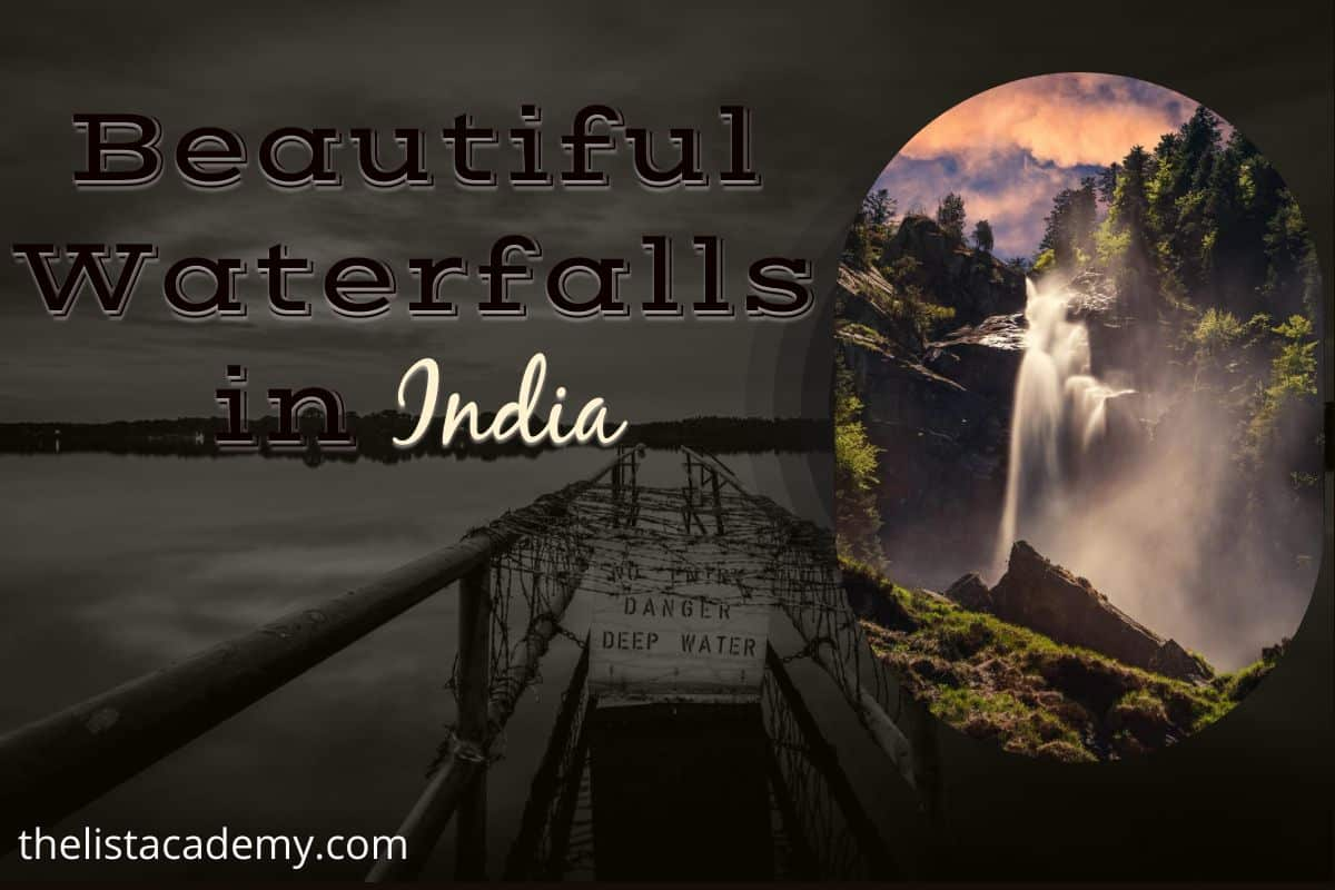 Cover Image For List : 10 Beautiful Waterfalls In India