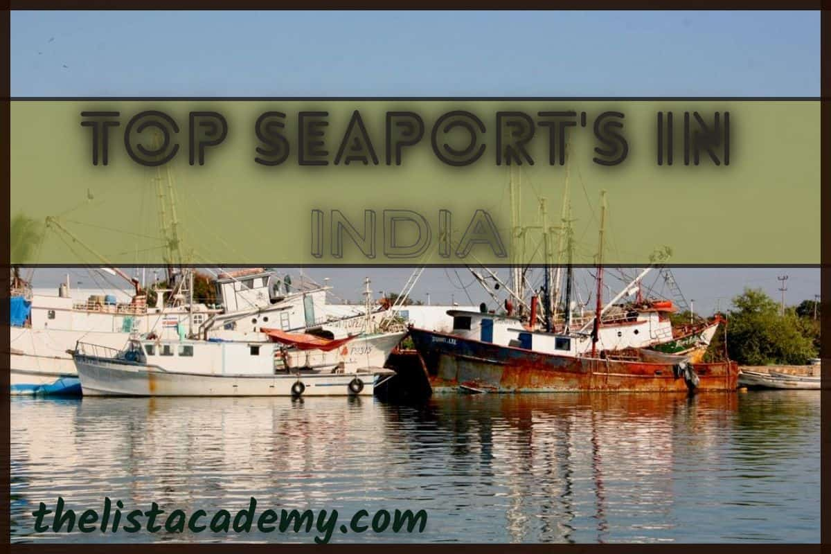 Cover Image For List : 13 Top Sea Port In India