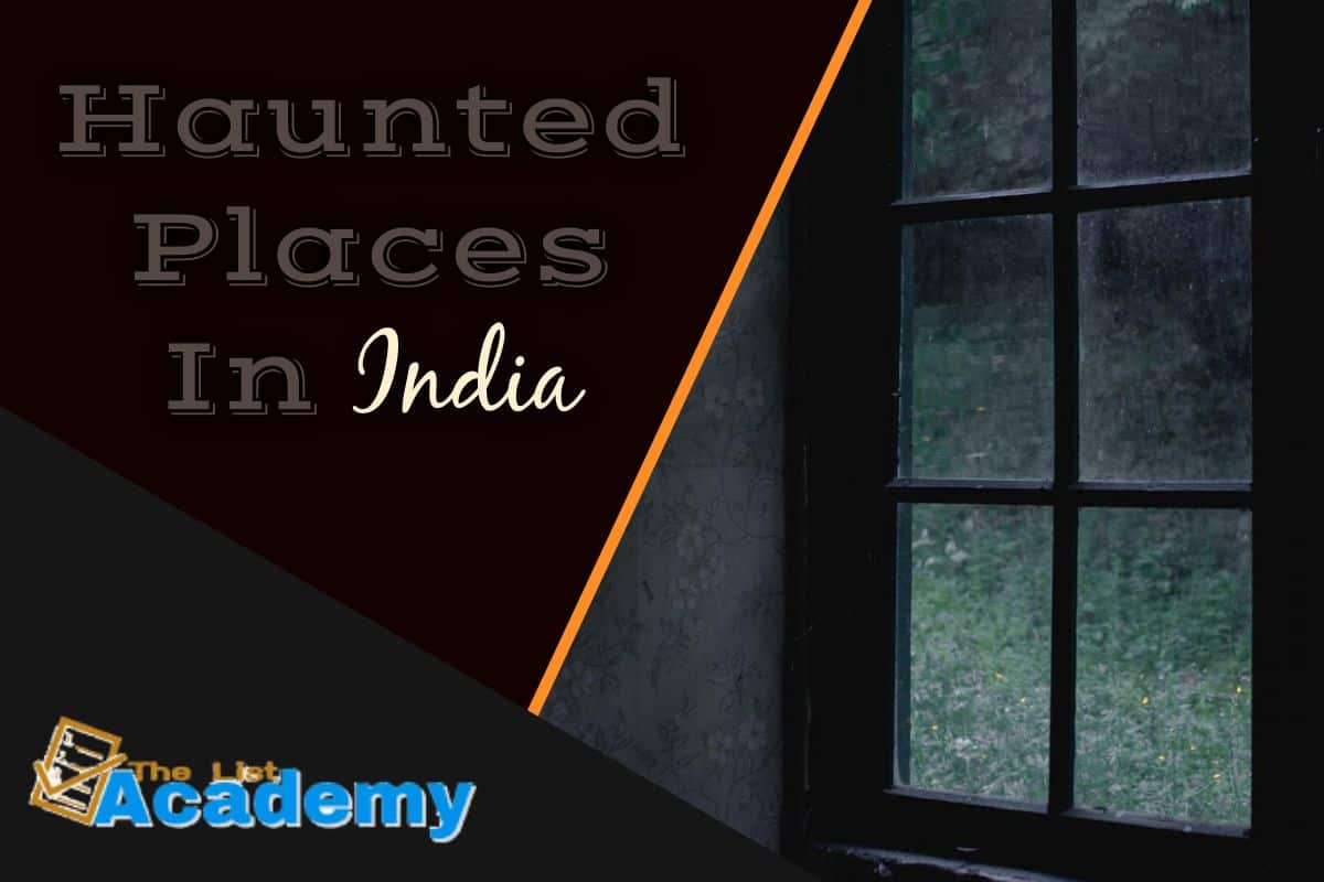 Cover Image For List : 10 Haunted Places In India