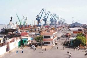 कांडला बंदरगाह 2