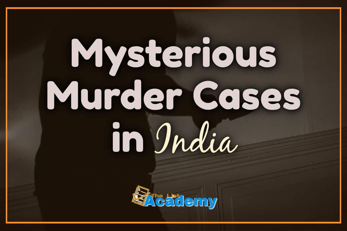 Cover Image For List : 10 Unsolved Murder Mysteries In India