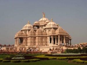 अक्षरधाम मंदिर, दिल्ली 3