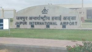 जयपुर अंतरराष्ट्रीय हवाई अड्डा 9