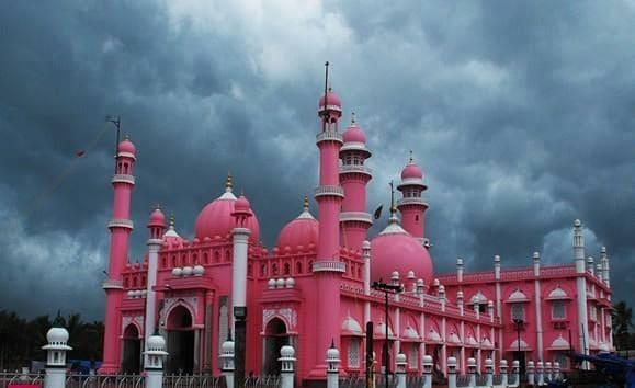 10 प्रसिद्ध भारतीय मस्जिदें 1