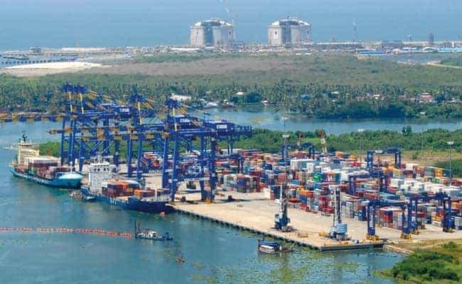 13 प्रमुख भारतीय समुद्री बंदरगाह 1