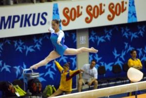 जिम्नास्टिक्स Gymnastics