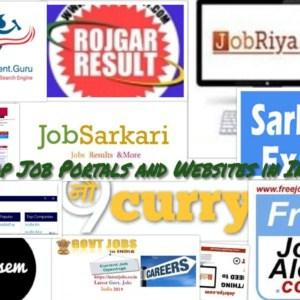 10 नौकरी सम्बन्धी शीर्ष और मुफ्त वेबसाइट्स   1