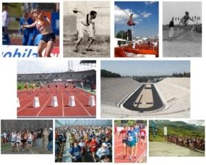 एथलेटिक्स (खेल) Sport of athletics