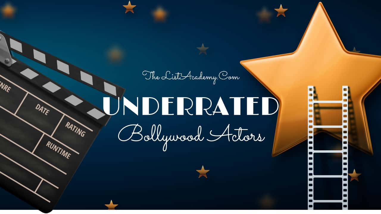 Cover Image For List : 47 Underrated Male Actors In Bollywood