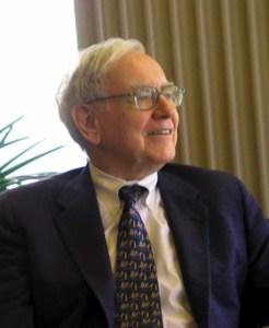 वॉरेन बफे Warren Buffett