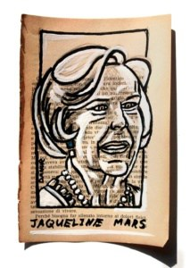 Jacqueline Mars - जैकलीन मार्स