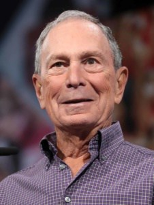 Michael Bloomberg - माइकल ब्लूमबर्ग