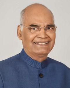 Ram Nath Kovind - राम नाथ कोविन्द