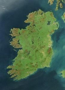 Ireland - आयरलैण्ड