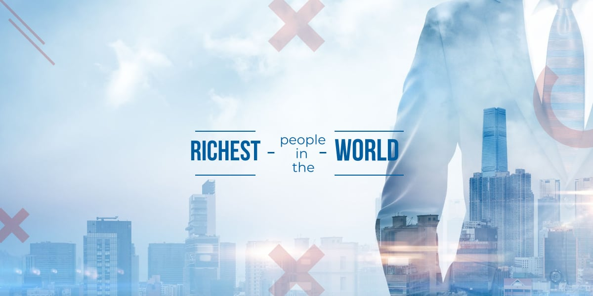 Cover Image For List : World's Richest Persons