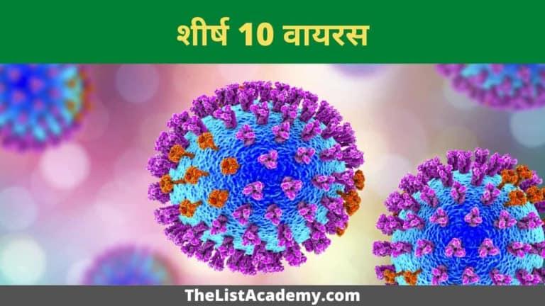 24 सबसे खतरनाक और जानलेवा वायरस 5