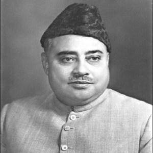 सर ख्वाजा नजीमुद्दीन Sir Khawaja Nazimuddin