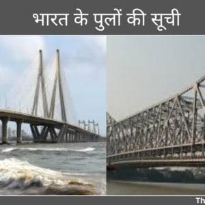 14 लोकप्रिय भारतीय पुल 6