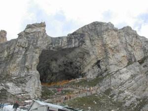 अमरनाथ गुफा मंदिर Amarnath Cave Temple
