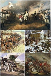अमेरिकी क्रांतिकारी युद्ध American Revolutionary War
