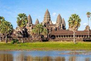 अंगकोर वाट, कंबोडिया। Angkor Wat, Cambodia.