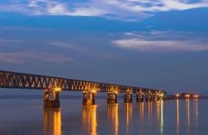 बोगीबिल ब्रिज Bogibeel Bridge