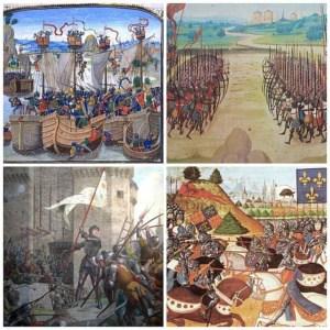 सौ साल का युद्ध Hundred Years' War