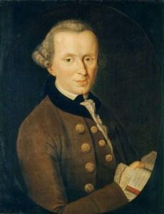 इम्मैनुएल कांत Immanuel Kant