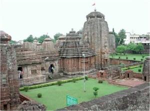 लिंगराज मंदिर Lingaraja temple