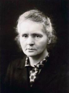 मेरी कुरिए । Marie Curie .