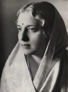 विजया लक्ष्मी पंडित Vijaya Lakshmi Pandit