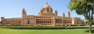 उम्मैद भवन पैलेस  Umaid Bhawan Palace