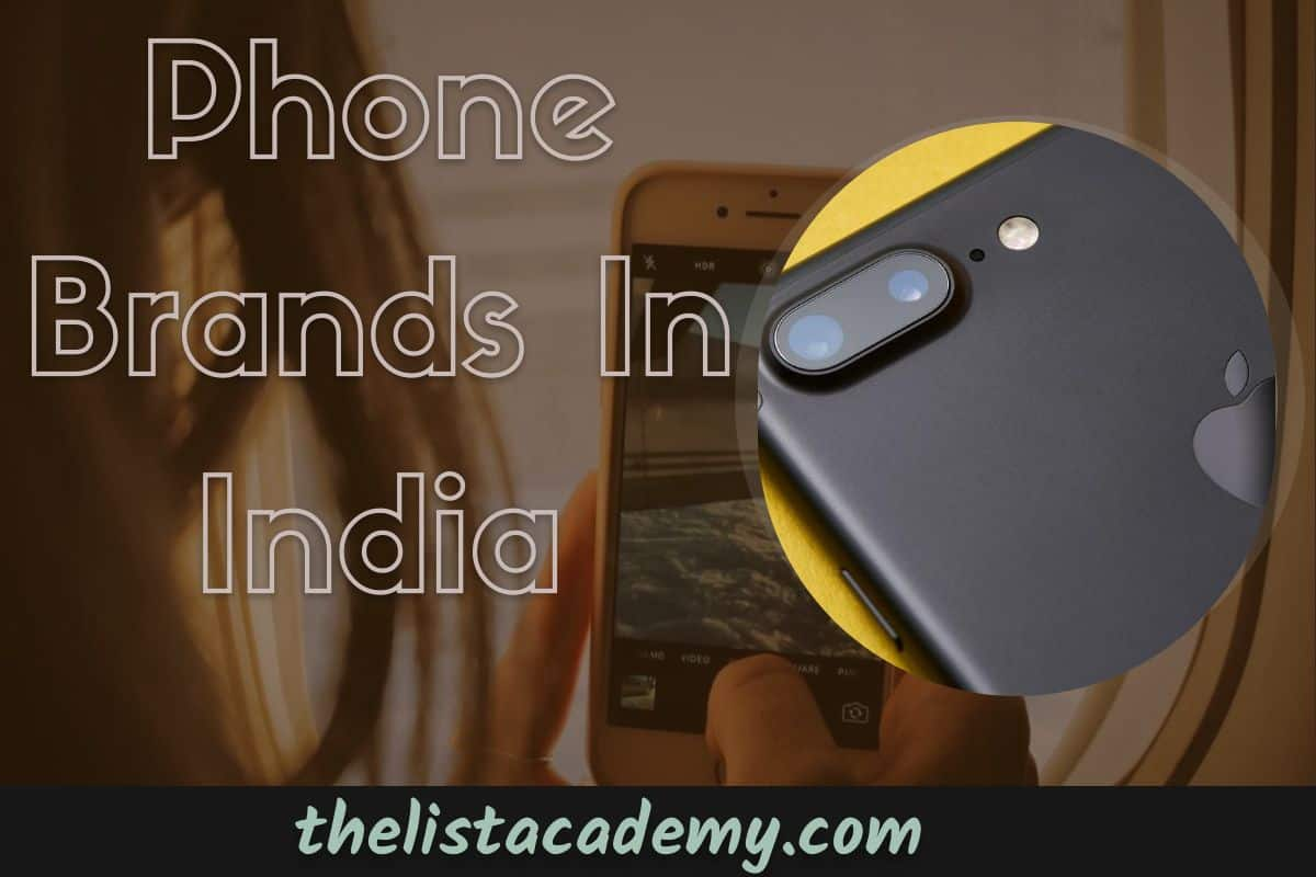 Cover Image For List : Top Phone Brands In India