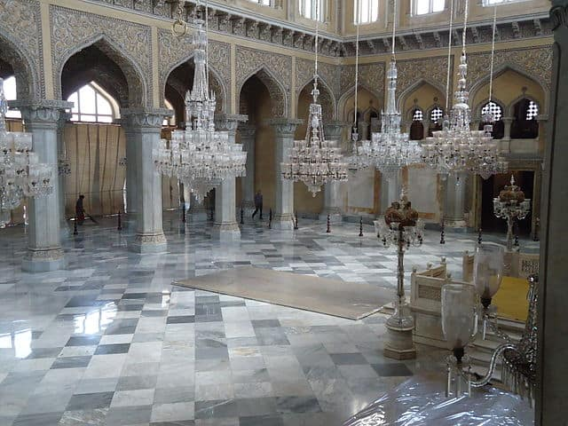 चौमोहल्ला पैलेस Chowmahalla Palace, Hyderabad