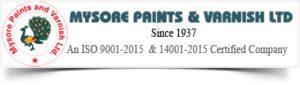 मैसूर पेंट्स और वार्निश Mysore Paints and Varnish