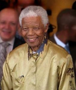 नेल्सन मंडेला Nelson Mandela